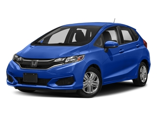 Lease 2018 Fit LX CVT w/Honda Sensing $529.00/mo