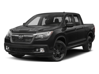 Lease 2018 Ridgeline Black Edition AWD $409.00/mo