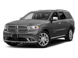 Lease 2017 Durango Citadel Anodized Platinum AWD $399.00/mo