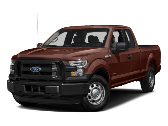 "2016 Ford F-150 2WD SuperCab 145"" XL"