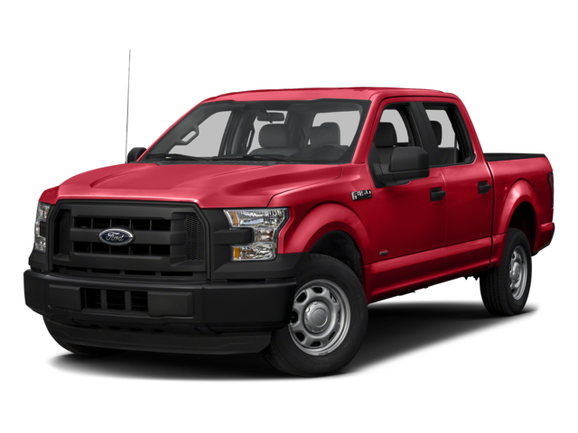 "2016 Ford F-150 4WD SuperCrew 157"" XL"