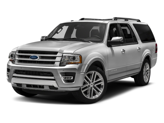 2016 Ford Expedition EL 2WD 4dr Platinum