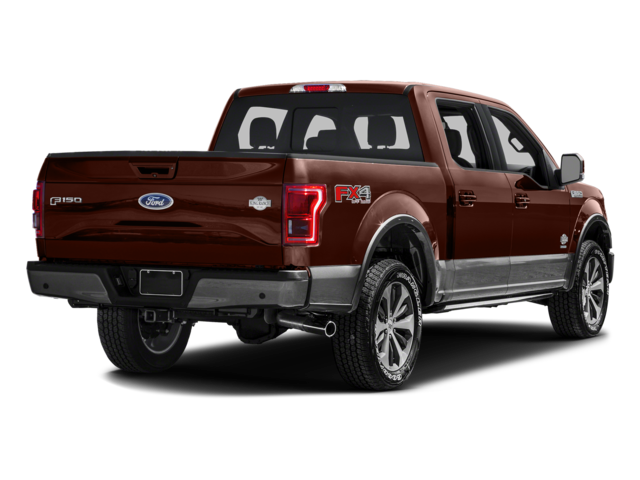 "2016 Ford F-150 4WD SuperCrew 145"" King Ranch"