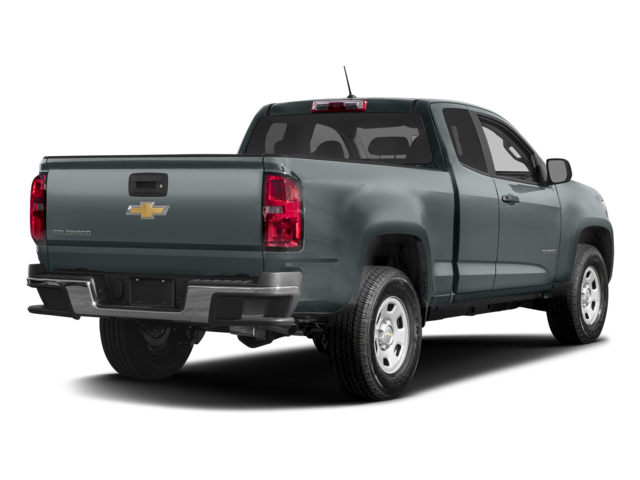 "2018 Chevrolet Colorado 2WD Ext Cab 128.3"" Work Truck"