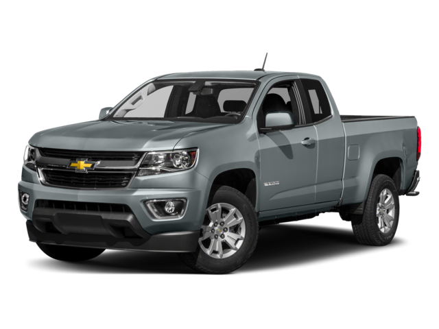"2018 Chevrolet Colorado 4WD Ext Cab 128.3"" LT"