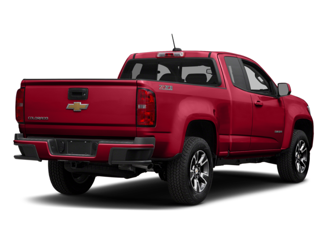"2018 Chevrolet Colorado 4WD Ext Cab 128.3"" Z71"