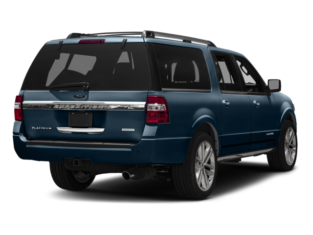 2017 Ford Expedition EL Platinum 4x2