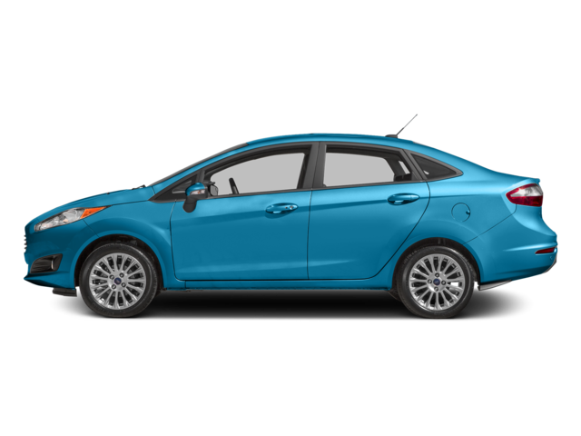 2017 Ford Fiesta Titanium Sedan