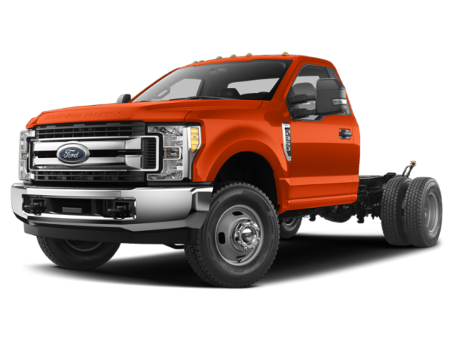 "2019 Ford Super Duty F-350 DRW XL 2WD Reg Cab 145"" WB 60"" CA"