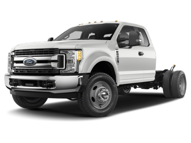 "2019 Ford Super Duty F-550 DRW LARIAT 2WD SuperCab 168"" WB 60"" CA"