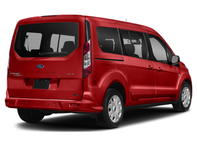 2019 Ford Transit Connect Van XL SWB w/Rear Symmetrical Doors