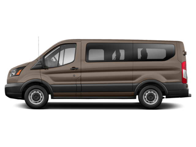 "2019 Ford Transit Passenger Wagon T-150 130"" Low Roof XL Swing-Out RH Dr"