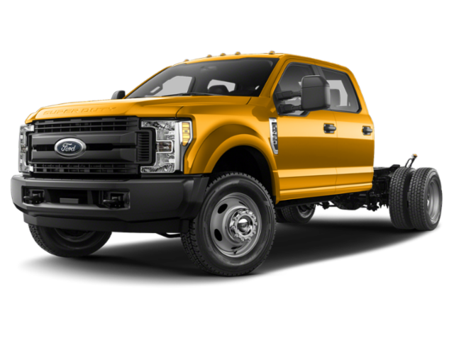 "2019 Ford Super Duty F-350 DRW XL 4WD Crew Cab 179"" WB 60"" CA"