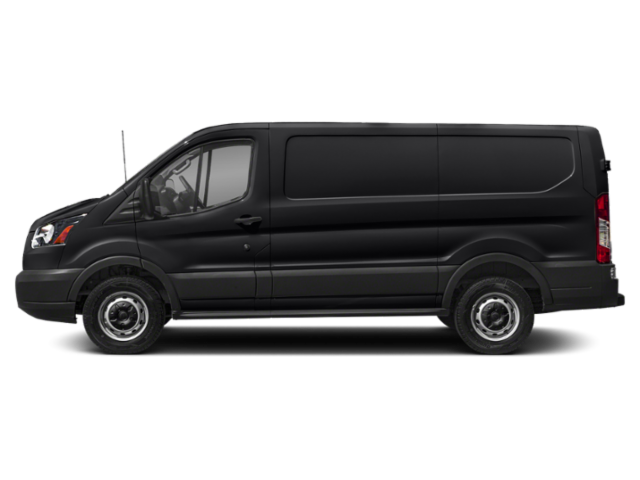 "2019 Ford Transit Van T-150 130"" Low Rf 8600 GVWR Swing-Out RH Dr"