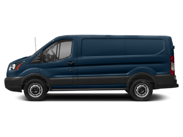 "2019 Ford Transit Van T-150 148"" Low Rf 8600 GVWR Swing-Out RH Dr"