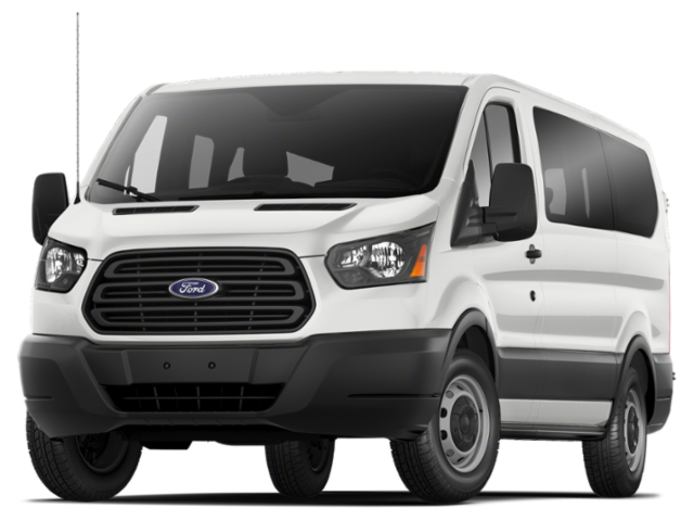 "2019 Ford Transit Passenger Wagon T-350 148"" Low Roof XLT Sliding RH Dr"