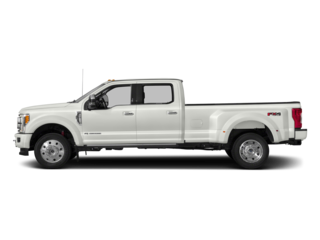 Super Duty F-450 DRW Platinum 4WD Crew Cab 8' Box