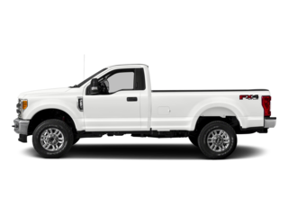 Super Duty F-250 SRW XLT 4WD Reg Cab 8' Box