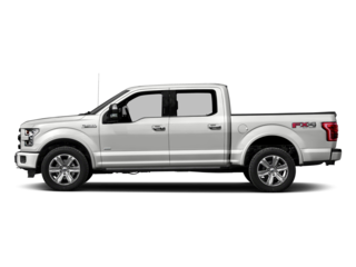 F-150 Platinum 2WD SuperCrew 6.5' Box