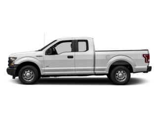 F-150 XL 4WD SuperCab 8' Box