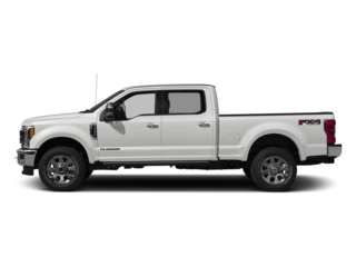 Super Duty F-350 SRW King Ranch 4WD Crew Cab 8' Box