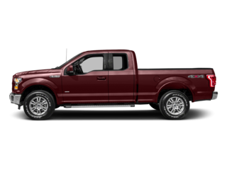 F-150 Lariat 2WD SuperCab 8' Box