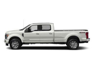 Super Duty F-350 SRW Platinum 4WD Crew Cab 8' Box