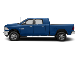 "3500 Big Horn 4x2 Mega Cab 6'4"" Box"