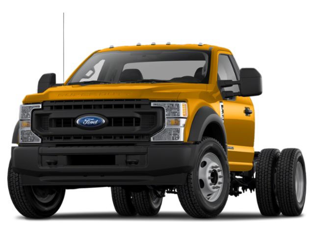 "2021 Ford Super Duty F-550 DRW XL 2WD Reg Cab 145"" WB 60"" CA"