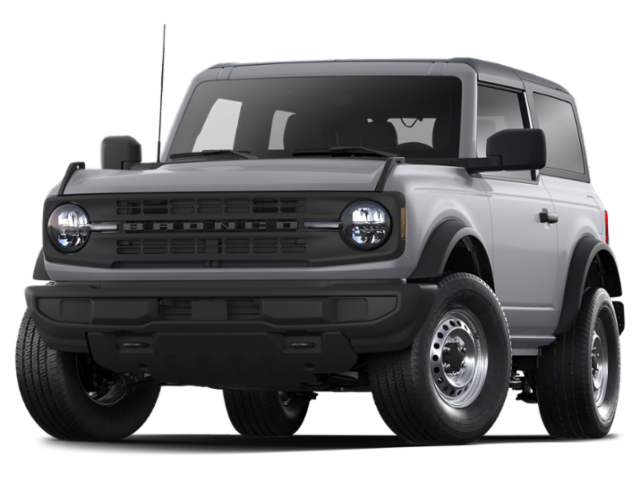 2021 Ford Bronco Badlands 4 Door Advanced 4x4