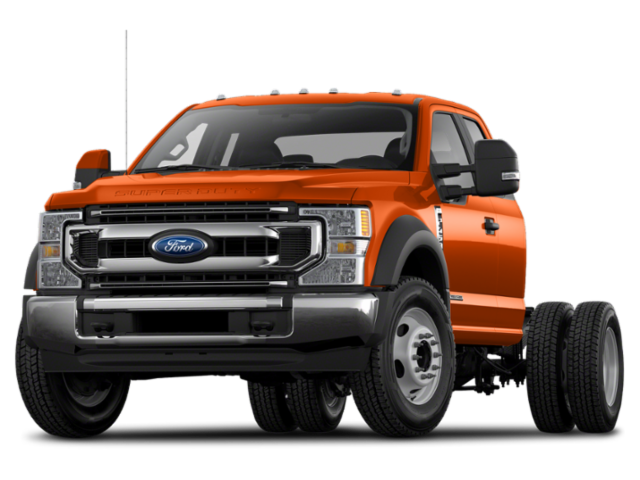 "2021 Ford Super Duty F-550 DRW XL 2WD SuperCab 168"" WB 60"" CA"