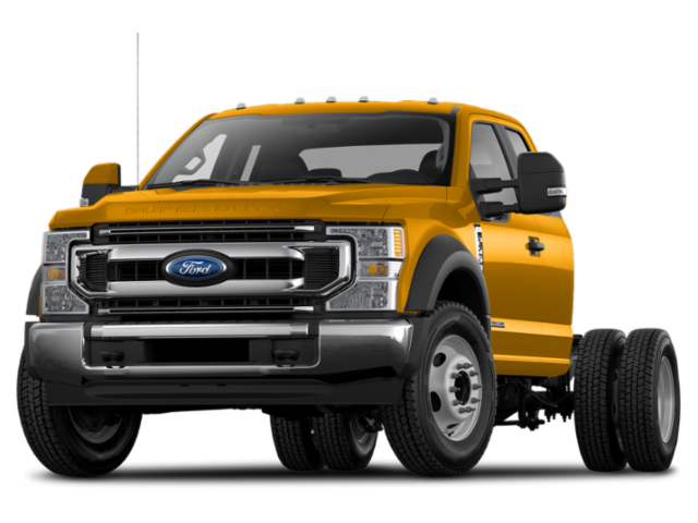 "2021 Ford Super Duty F-550 DRW XL 2WD SuperCab 192"" WB 84"" CA"