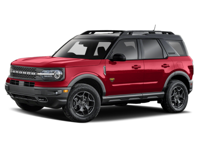 2021 Ford Bronco Sport First Edition 4x4