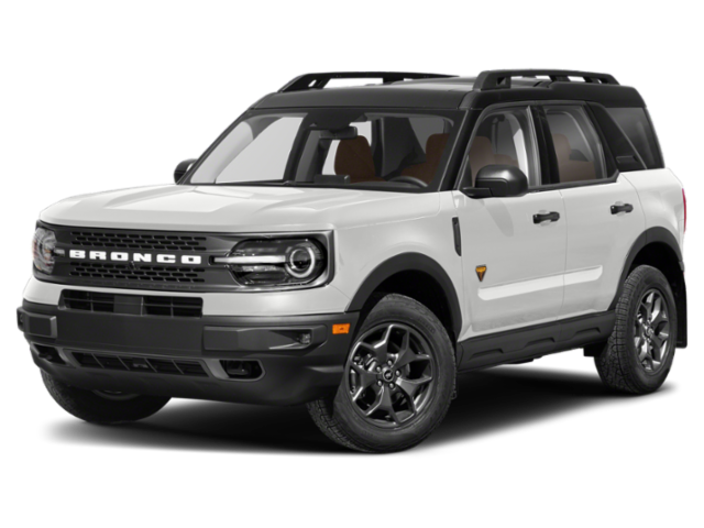 2021 Ford Bronco Sport Badlands 4x4