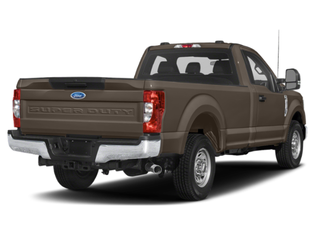 2021 Ford Super Duty F-250 SRW XL 2WD Reg Cab 8' Box