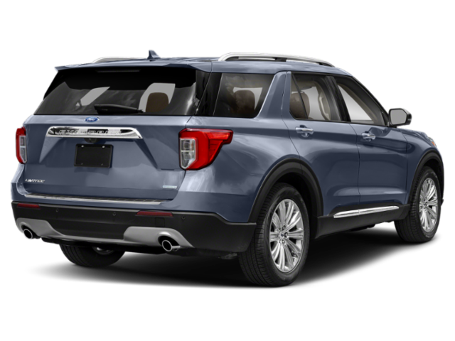 2021 Ford Explorer Platinum 4WD
