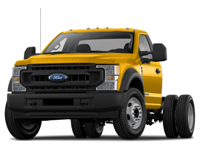 "2021 Ford Super Duty F-350 SRW XL 2WD Reg Cab 145"" WB 60"" CA"