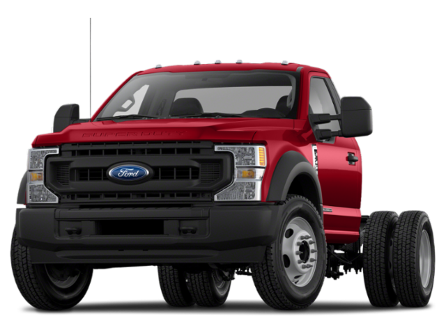 "2021 Ford Super Duty F-350 DRW XL 2WD Reg Cab 145"" WB 60"" CA"
