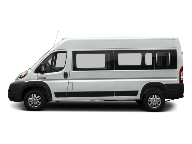 "2018 Ram ProMaster Window Van 2500 High Roof 159"" WB"