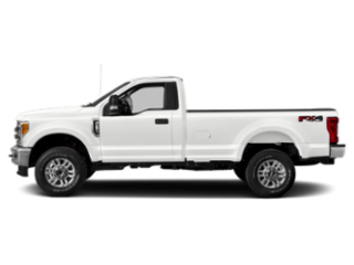 Super Duty F-350 SRW XLT 4WD Reg Cab 8' Box