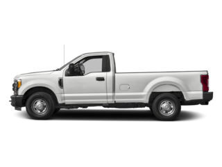Super Duty F-350 SRW XL 2WD Reg Cab 8' Box