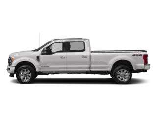 Super Duty F-350 SRW Platinum