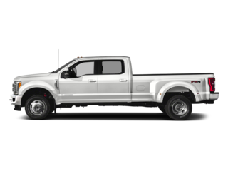 Super Duty F-350 DRW King Ranch 4WD Crew Cab 8' Box