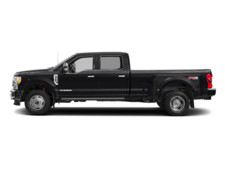 Super Duty F-350 DRW Platinum 4WD Crew Cab 8' Box
