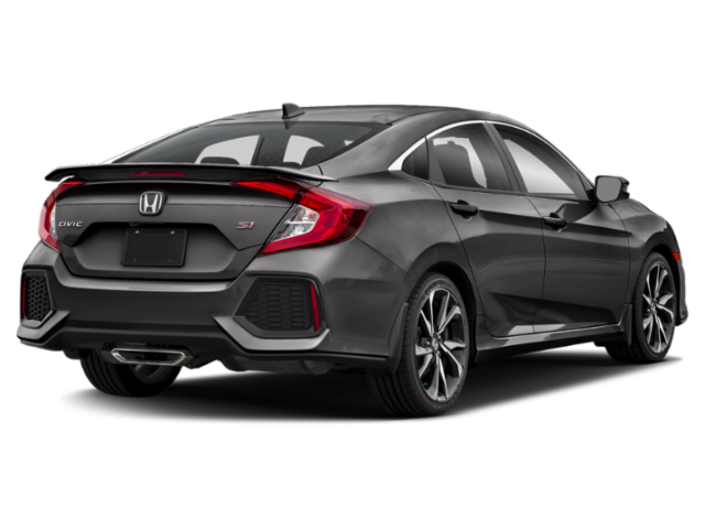 2019 Honda Civic Si Sedan Manual w/Summer Tires *Ltd Avail*
