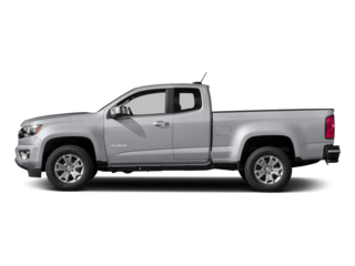"Colorado 4WD Ext Cab 128.3"" LT"