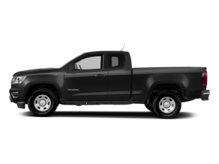 "Colorado 2WD Ext Cab 128.3"" Work Truck"