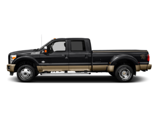 Super Duty F-350 DRW King Ranch