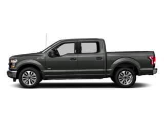 "F-150 4WD SuperCrew 157"" XLT"