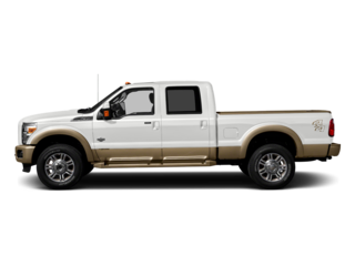 "Super Duty F-350 SRW 4WD Crew Cab 156"" King Ranch"
